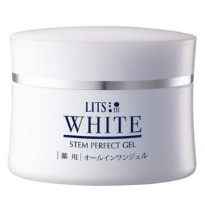 洗顔後はこれ1つでOKの、美白(*1)×エイジングケア(*2)多機能オールインワンジェル。  濃密な...