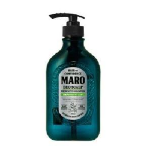 MARO 薬用デオスカルプシャンプー 480ml   マーロ シャンプー 頭皮 洗浄 ふけ かゆみ