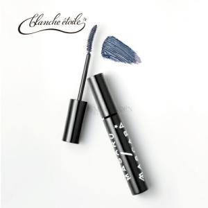 【blanche etoile】【ブランエトワール】 マサル マスカラ ネイビーブルー 8g  にじみにくい 極密集ブラシ カールアップ ボリュームアップ ブルー 青 cosmegarden-y