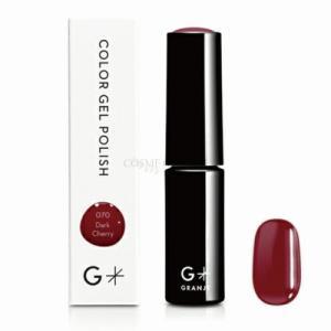 【GRANJE】【グランジェ】【G*】 カラージェルポリッシュ 070 Dark Cherry ネイル ジェルネイル ダークチェリー|cosmegarden-y