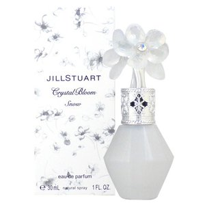 ジルスチュアート JILL STUART クリスタルブルーム スノー オードパルファン EDP 30mL 【◆香水】【定形外郵便対象商品 重量147g】|cosmeland-hyper