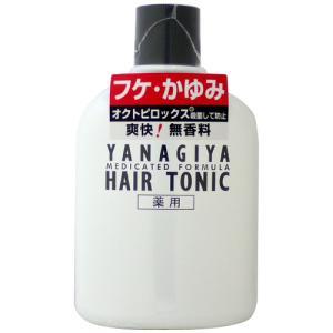柳屋 薬用ヘアトニック <フケ・かゆみ用> 240mL