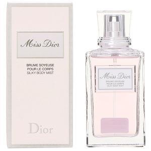クリスチャンディオール Christian Dior ミス ディオール シルキー ボディミスト 100mL|cosmeland-hyper