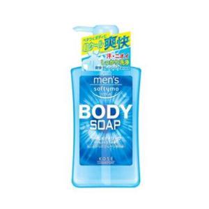 コーセーコスメポート メンズ ソフティモ クールボディソープ クールシトラスの香り 550mL |cosmeland-hyper