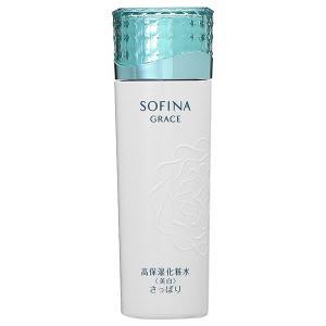 花王 グレイスソフィーナ GRACE SOFINA 高保湿化粧水 美白 さっぱり 140mL|cosmeland-hyper