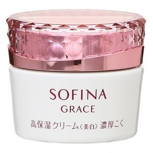 花王 グレイスソフィーナ GRACE SOFINA 高保湿クリーム 美白 濃厚こく 40g|cosmeland-hyper