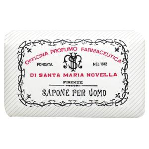 サンタマリアノヴェッラ メンズ ソープ ベティベール 130g|cosmeland-hyper