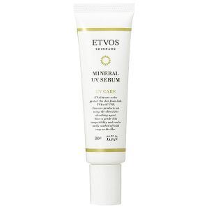 エトヴォス ETVOS ミネラルUVセラム SPF35 PA+++ 30g|cosmeland-hyper