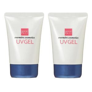 【セット】エバメール evermere UVゲル SPF30/PA++ 80g 2個セット cosmeland-hyper