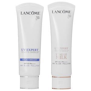 【セット】ランコム LANCOME UV エクスペール クリア 50mL + トーン アップ 50mL|cosmeland-hyper