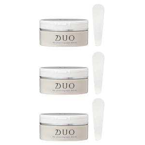 【セット】デュオ DUO ザ クレンジングバーム ホワイト 90g 3個セット|cosmeland-hyper