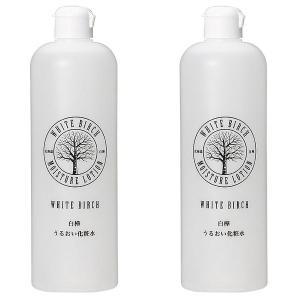 【セット】北海道アンソロポロジー 白樺うるおい化粧水 500mL 2個セット cosmeland-hyper