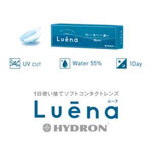 ルーナ Luena 1day 5枚入(コンタクト クリアコンタクト コンタクトレンズ ワンデー 1day)|cosmeland-hyper