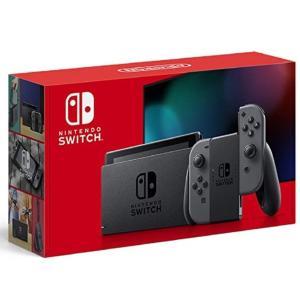 「訳あり品-量販店印付き」新品 Nintendo Switch Joy-Con(L)/(R) グレー...