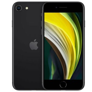「新品-SIMロック解除済」iPhone SE (第2世代) 64GB [ブラック] 白ロム iPh...