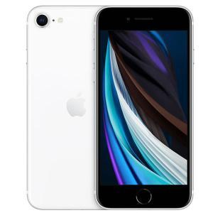 「新品-SIMロック解除済」iPhone SE (第2世代) 64GB [ホワイト] 白ロム iPh...