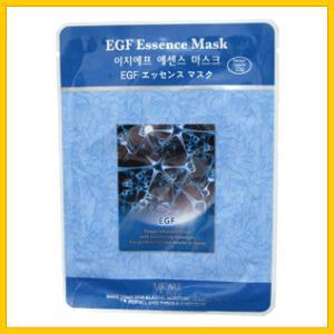 EGF エッセンス シートパック フェイスマスク (10枚セット)/韓国コスメ(MIJIN)/送料無料