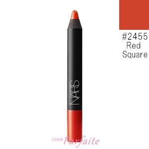 リップライナー NARS ナーズ ベルベットマットリップペンシル #2455 Red Square 2.4g メール便対応|cosmeparfaite