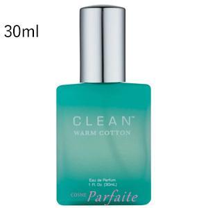 香水・ユニセックス クリーン CLEAN ウォームコットン オードパルファム EDP 30ml コンパクト便 新入荷01|cosmeparfaite