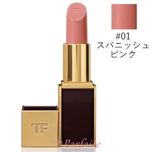 口紅 トムフォード TOM FORD リップカラー #01 スパニッシュインク 3g メール便対応|cosmeparfaite