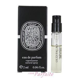 香水・ミニサイズ・ユニセックス ディプティック diptyque ウードパラオ オードパルファム EDP 2ml メール便対応|cosmeparfaite