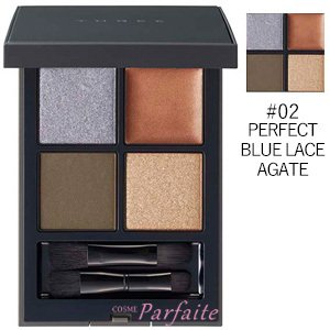 アイシャドウ スリー THREE ディメンショナルビジョンアイパレット #02 PERFECT BLUE LACE AGATE 8g メール便対応 新入荷12|cosmeparfaite
