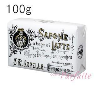 石鹸 サンタマリアノヴェッラ Mソープ ローザ 100g 宅急便対応 特価|cosmeparfaite