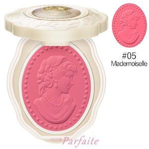 パウダーチーク レ・メルヴェイユーズ ラデュレ プレスト チークカラー N #05 Mademoiselle 4g 対応 新入荷07の商品画像|ナビ