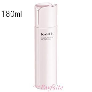 化粧水 KANEBO カネボウ モイスチャー フロウ リッチ ローション 180ml 宅急便対応 再入荷12|cosmeparfaite