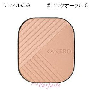 パウダーファンデーション KANEBO カネボウ ラスターパウダーファンデーション レフィル ピンクオークル 9g メール便対応 メール便送料無料|cosmeparfaite