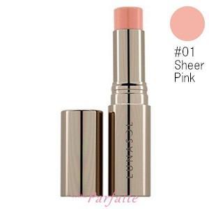 チーク ルナソル -LUNASOL カラースティック #01 Sheer Pink 5.2g メール便対応|cosmeparfaite