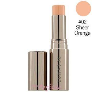 チーク ルナソル -LUNASOL カラースティック #02 Sheer Orange 5.2g メール便対応|cosmeparfaite