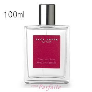 香水 レディース アッカカッパ -ACCA KAPPA- ローズオーデコロン 100ml 宅急便対応 在庫処分|cosmeparfaite