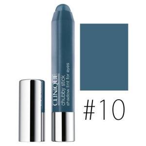 クリニーク (#10)チャビースティック シャドウ ティント フォー アイ #ビッグ ブルー 3g(W_25)|cosmerecipe