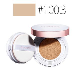 クラランス (#100.3)ブライトプラス ブライトニング クッションファンデーション #シェル SPF50/PA+++ 13ml(W_83)(メール便可)|cosmerecipe