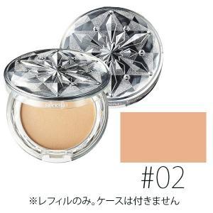 コーセー (#02)雪肌精 スノー CC パウダー(レフィル) SPF14/PA+ 8g(W_25)|cosmerecipe