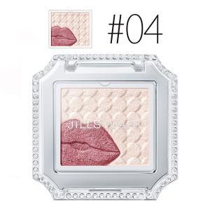 ジルスチュアート (#04)アイコニックルック アイシャドウ クリスタル カラット #darling kiss 0.7g(限定)(W_1(メール便可)|cosmerecipe