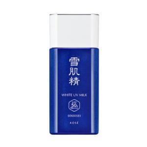コーセー 雪肌精 ホワイト UV ミルク SPF50+/PA++++ 60g(W_91)|cosmerecipe