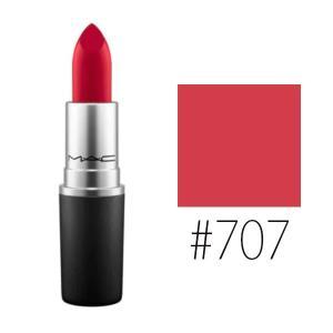 MAC(マック) (#707)リップスティック #ルビー ウー 3g(W_22)(メール便可)|cosmerecipe