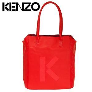 ケンゾー Kロゴ レッドトートバッグ(001)(W_N)|cosmerecipe