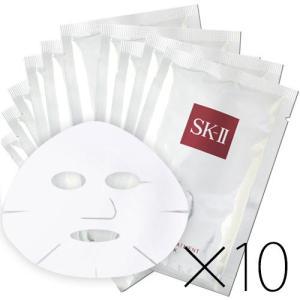 SK-II フェイシャルトリートメントマスク (外箱なし×10袋)(W_N)