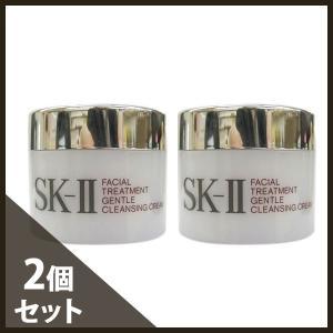 SK-II フェイシャルトリートメント ジェントルクレンジングクリーム 30g(15g×2)(ミニ)(W_80)|cosmerecipe