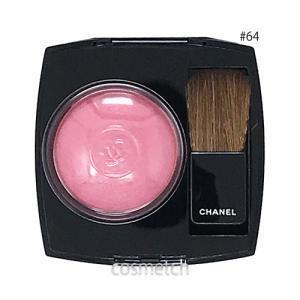 シャネル・ジュ コントゥラスト #64 ピンクエクスプロージョン (チーク・頬紅) cosmetch