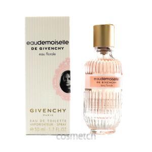 ジバンシー・オードモワゼル フローラル EDT 50ml SP (香水)|cosmetch