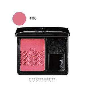 【1点までメール便選択可】 ゲラン・ローズ オ ジュ #06 ピンク ミー アップ (チーク・頬紅)|cosmetch