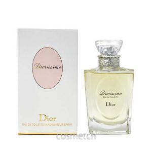 【送料無料】 クリスチャンディオール・ディオリッシモ EDT 50ml SP (香水)|cosmetch