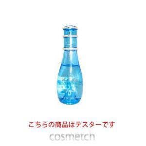 ダビドフ・クールウォーター ウーマン EDT 30ml SP (香水) テスター cosmetch