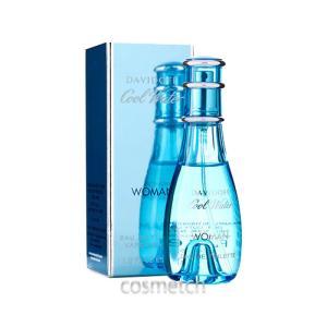 ダビドフ・クールウォーター ウーマン EDT 30ml SP (香水) cosmetch