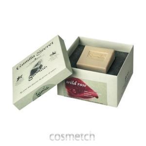 ガミラシークレット・ワイルド ローズ 115g (ソープ・固形石鹸) 限定品|cosmetch