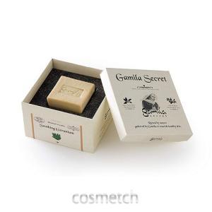 ガミラシークレット・ゼラニウム 115g (ソープ・固形石鹸)|cosmetch